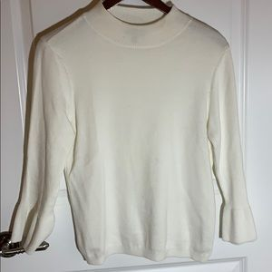 TopShop Bell Sleeve Sweater